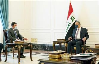 الكاظمي لرئيس هيئة الاستثمار: نرحب بكافة الشركات المصرية المتواجدة على أرض العراق ونوفر المساندة لها| صور