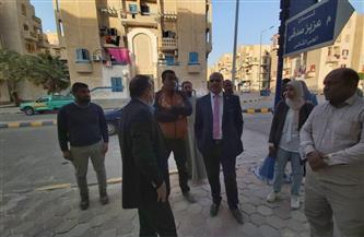 رئيس جامعة الأقصر يزور المدن الجامعية بمدينة طيبة الجديدة | صور