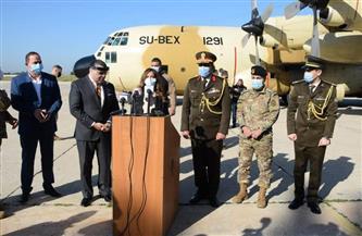 بتوجيهات من الرئيس السيسي.. القوات المسلحة ترسل مساعدات طبية للجيش اللبناني