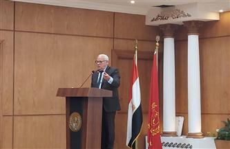 محافظ بورسعيد يستعرض خطة الامتحانات للتعليم قبل الجامعي | صور