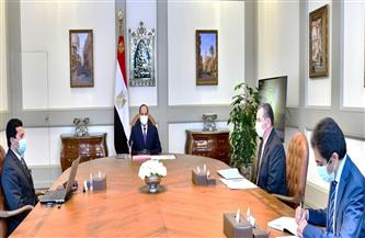 الرئيس السيسي يوجه بإنشاء وتطوير منشآت ومرافق البنية الأساسية للمنظومة الرياضية في مصر