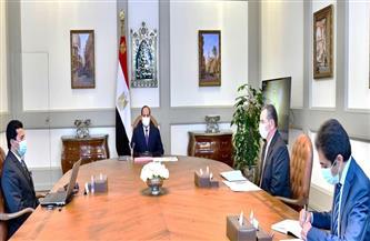وزير الشباب والرياضة يستعرض أمام الرئيس نشاط ومشروعات الوزارة على مستوى الجمهورية