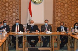 نائب وزير الخارجية يطلع السفراء العرب والأوروبيين بالقاهرة على مستجدات ملف سد النهضة| صور