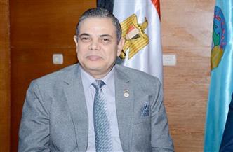 رئيس جامعة كفرالشيخ يستقبل مسئولي مبادرة «حياة كريمة» في المحافظة