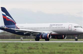 هبوط اضطراري لطائرة بوينج 777 في موسكو بسبب مشكلة في المحرك