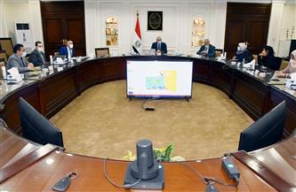 وزير الإسكان يتابع مشروع تنمية أراضى الساحل الشمالي الغربى  صور