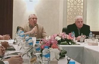 وزير الزراعة يبحث مع محافظ جنوب سيناء آفاق التنمية الزراعية في المحافظة وحل مشكلات المزارعين والمربين  صور