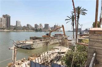 تستهدف 10 آلاف حالة تعد.. الموجة الـ17 تبدأ فى إزالة التعديات على نهر النيل