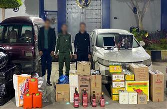 ضبط عصابة لارتكابها جرائم السرقات المتنوعة بالإسكندرية