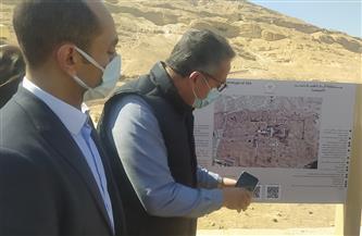 وزير الآثار: زيارة منطقتى أتريبس ومقابر الحواويش بسوهاج مجانا لمدة شهر| صور