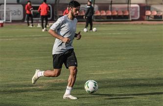 ناصر ماهر يعود لتدريبات الأهلي بعد غياب أكثر من شهرين