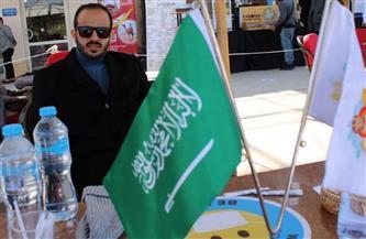 إشادة من رئيس الوفد السعودي باستضافة مصر كأس العالم للرماية