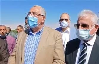 «أكساد» تستعرض مشروعاتها التنموية في جنوب سيناء ومطروح بحضور وزير الزراعة ومحافظ جنوب سيناء