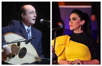 بهلوان ومى فاروق يشاركان في احتفالات الأوبرا بذكرى محمد عبدالوهاب