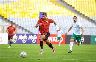 المصري يتقدم بضربة جزاء.. وريان يتعادل لسيراميكا في الدوري الممتاز