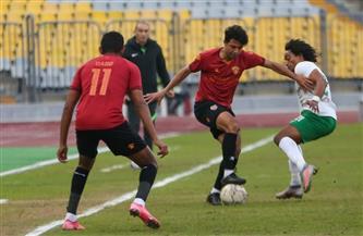 التعادل الإيجابي يحسم مباراة المصري وسيراميكا في الدوري