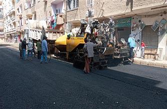 محافظ أسيوط: حملات نظافة وإزالة إشغالات وإنارة بمركزي أبوتيج والغنايم| صور