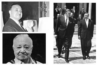 """""""بين السياسة والثقافة"""".. تعرف على تفاصيل احتفال مكتبة الإسكندرية بـ""""مئوية ثروت عكاشة"""""""
