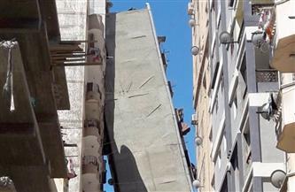 إحالة 3 مسئولين لـ«التأديبية» في واقعة «برج الإسكندرية المائل»