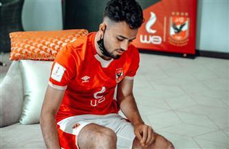 الرنين يحدد موقف صلاح محسن من تدريبات الأهلي