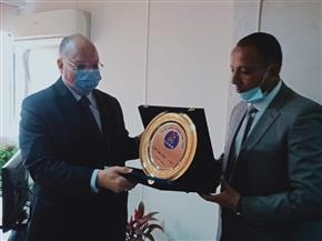 محافظ القاهرة يشهد اجتماع هيئة النظافة بعد تشكيلها الجديد