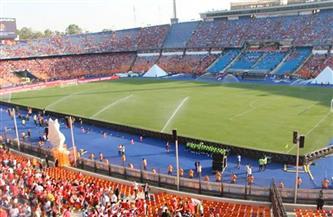 مباراة الأهلي وفيتا كلوب في بطولة إفريقيا على ستاد القاهرة