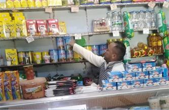 حملات تموينية لضبط الأسواق والتصدي لغش التجار بسفاجا | صور