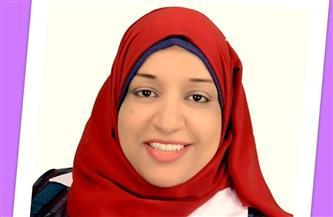 «إبتسام أبودقة» أول سيدة تشغل ممثل إدعاء تأديبي بمحكمة قنا