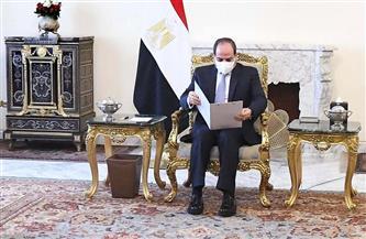 الرئيس السيسي: نثمن الجهود الكويتية الصادقة فيما يتعلق بـ«المصالحة»