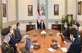 الرئيس السيسي: الانتقال للعاصمة الإدارية الجديدة يأذن ببدء عصر جديد من العمل الحكومي الحديث