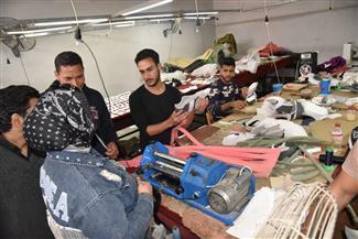 تنظيم زيارات لشباب بورسعيد لتفقد إنجازات الدولة في المشروعات التنموية | صور