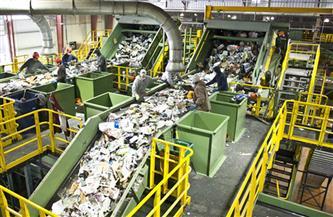 «البيئة» توافق على إقامة مصنع لتدوير المخلفات بـ«طهطا»
