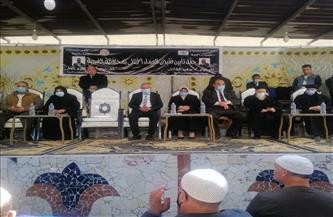 اتحاد الجمعيات الأهلية بكفر الزيات يكرم شهداء كورونا والجيش الأبيض | صور