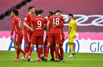 بايرن ميونيخ يستعيد نغمة الانتصارات بالدوري الألماني بخماسية ضد كولن
