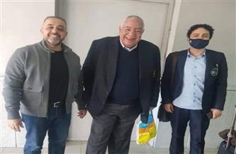 عادل فهيم يصل سوريا للتحضير للبطولة العربية لكمال الأجسام
