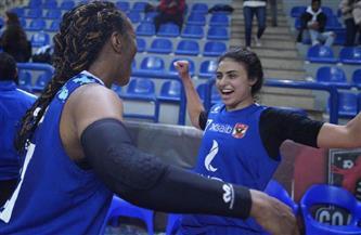 لاعبة الأهلي: كأس السلة الأقرب إلى قلبي