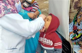 الفرق الطبية بالدقهلية تنتشر بالمدن والقرى في أول أيام الحملة القومية ضد مرض شلل الأطفال| صور