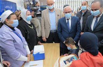الرعاية الصحية: انطلاق الحملة القومية ضد شلل الأطفال من مركز طب أسرة الجوهرة في بورسعيد