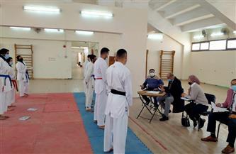 كلية تربية رياضية طنطا تبدأ الامتحانات التطبيقية والشفوية| صور