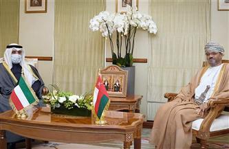 مشاورات عُمانية - كويتية في مسقط لتعميق التعاون الثنائي وتعزيز العمل الخليجي   صور
