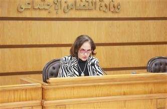 نائلة جبر: مصر قطعت شوطا كبيرا في مكافحة جريمة الاتجار بالبشر