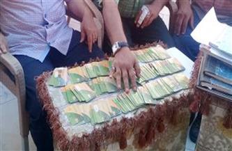 ضبط 139 بطاقة تموينية داخل مخبز ببرج العرب تستخدم للاستيلاء على أموال الدعم
