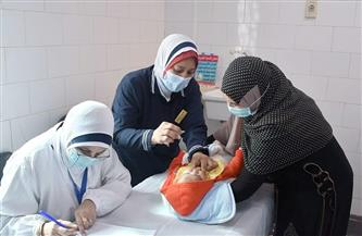 تستهدف تطعيم 636 ألفا.. انطلاق حملة التطعيم ضد شلل الأطفال بالفيوم | صور