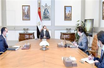 ننشر تفاصيل اجتماع الرئيس السيسي لاستعراض جهود استئناف الفصل الدراسي الثاني بالجامعات
