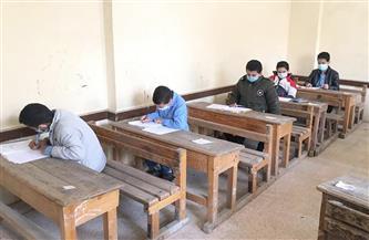 في يومها الثاني.. رئيس قطاع المعاهد الأزهرية يتفقد لجان الشهادة الابتدائية والصف الثاني الثانوي |صور
