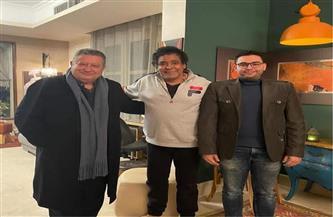 """رئيس """"المؤتمر"""": مشوار محمد منير حافل بالعطاء وأعماله جسدت ملامح الوطن"""