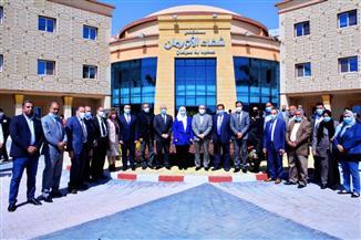 بنك مصر يساهم بـ300 مليون جنيه في مستشفى شفا الأورمان لعلاج أورام الأطفال بالمجان بالأقصر