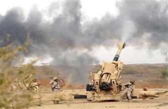 مدفعية الجيش اليمني تستهدف تحركات «الحوثي» غرب مأرب