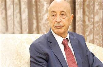 رئيس مجلس النواب الليبي يصل إلى القاهرة لبحث التعاون وآخر التطورات