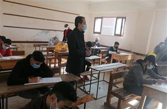 رئيس قطاع المعاهد الأزهرية يتفقد لجان امتحانات معاهد الشروق بالقاهرة